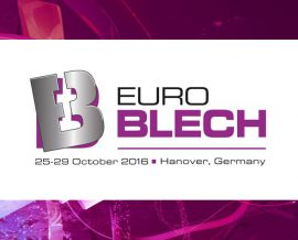 EuroBLECH 2016 – International Sheet Metal Working Technology Exhibition