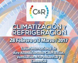 CLIMATIZACION 2017 &#8211; Feria de Madrid <br>