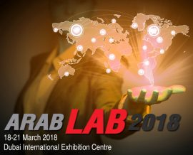 <BR>ARABLAB 2018 International Show