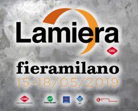 <br>Lamiera 2019 &#8211; Fiera Milano RHO