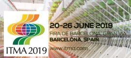 <br>ITMA 2019 &#8211; Barcellona