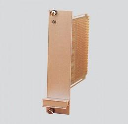 Frontalino modulare 3HE = mm 128,6x6TE