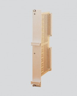 Frontalino modulare 6HE = mm 261,8x6TE
