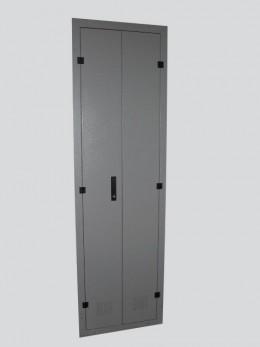 Armadi contatori per esterni con doppia porta