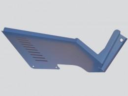 Carpenteria per macchinari industriali taglio laser