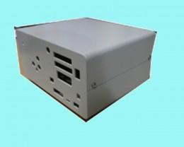 Cassetta porta componenti elettrici e pneumatici