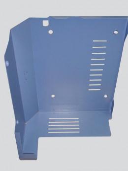 Carpenteria per macchinari industriali a disegno