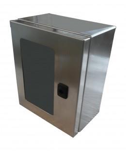 Cassetta in acciaio inox AISI 304