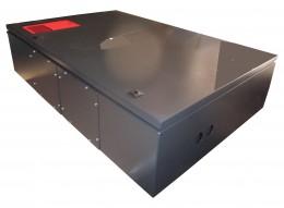 Quadro elettrico tagliato al laser