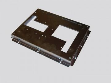 Taglio laser cam arredamenti metallici e strutture per for Arredamenti pizzerie al taglio